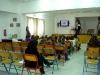 Παρουσίαση για τα οφέλη και τους κινδύνους του διαδικτύου στην αίθουσα εκδηλώσεων του σχολείου μας (11-2-2011)