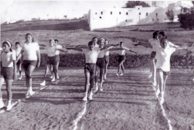 Φωτογραφία γυμναστικών επιδείξεων